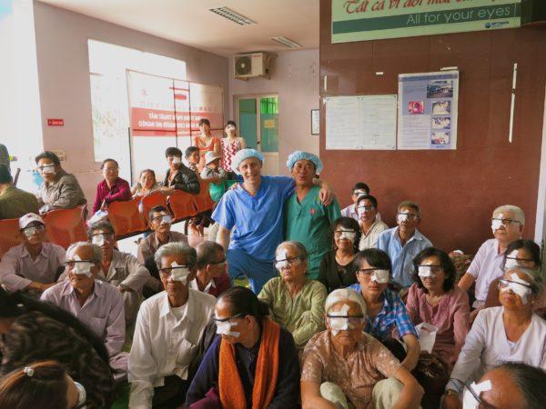 International Volunteer Work in Vietnam